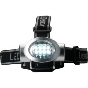 Head light with 8 LED lights